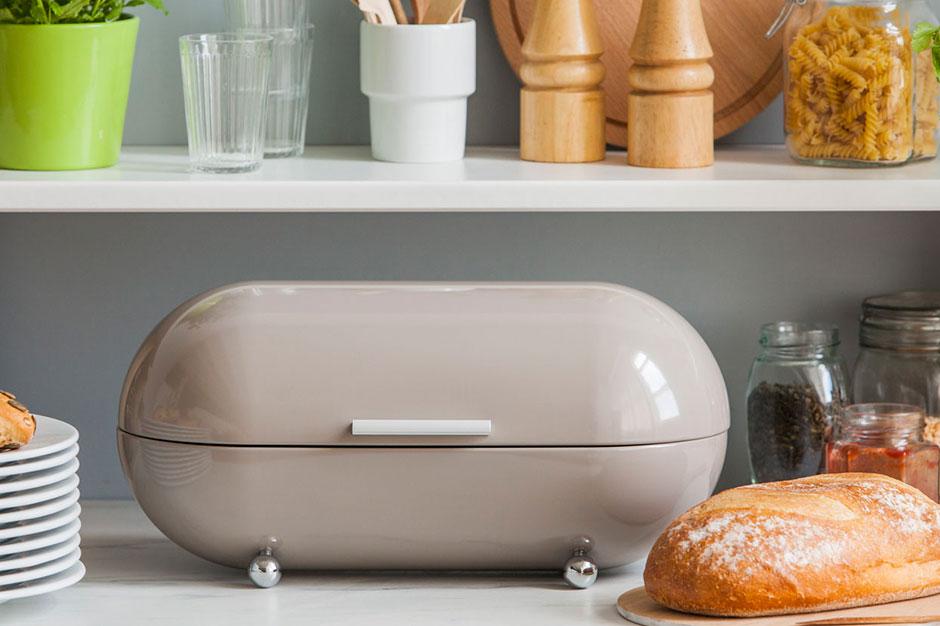 Chlebak i akcesoria kuchenne